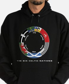Unique Celtic nations Hoodie