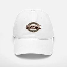 Excavator (Awesome) Baseball Baseball Cap