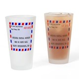 Retirement Pint Glasses