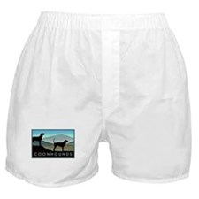 Blue Hills Coonhounds Boxer Shorts