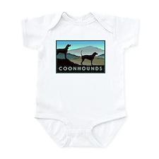 Blue Hills Coonhounds Infant Bodysuit
