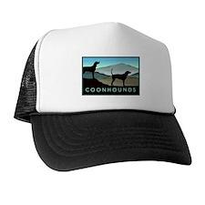Blue Hills Coonhounds Trucker Hat