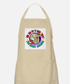 HOW LONG DID YOU BRUSH TODAY? BBQ Apron