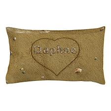 Daphne Beach Love Pillow Case