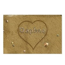 Daphne Beach Love Postcards (Package of 8)