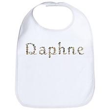 Daphne Seashells Bib