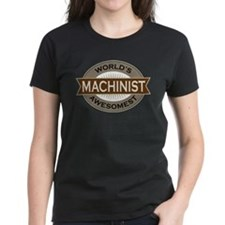 Awesome Machinist Tee