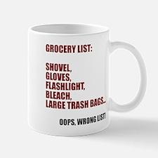 Oops wrong list Mug
