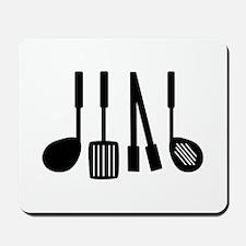 Cooking Utensils Mousepad
