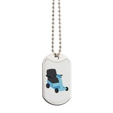 Scooter Dog Tags