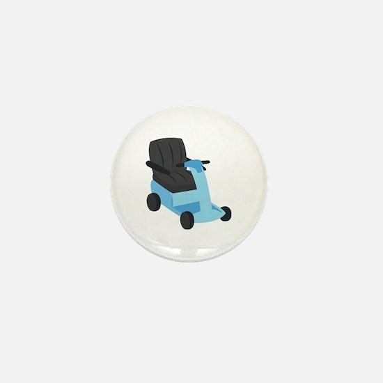 Scooter Mini Button