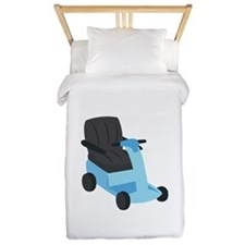 Scooter Twin Duvet