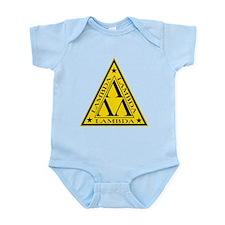 Lambda Lambda Lambda Infant Bodysuit