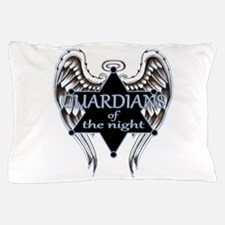 Guardians Of The Night Pillow Case