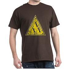 Worn Lambda Lambda Lambda T-Shirt