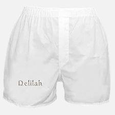 Delilah Seashells Boxer Shorts