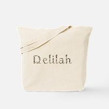 Delilah Seashells Tote Bag