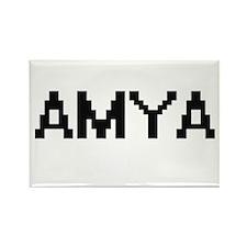Amya Digital Name Magnets