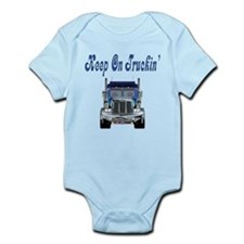 Trucker's Infant Bodysuit