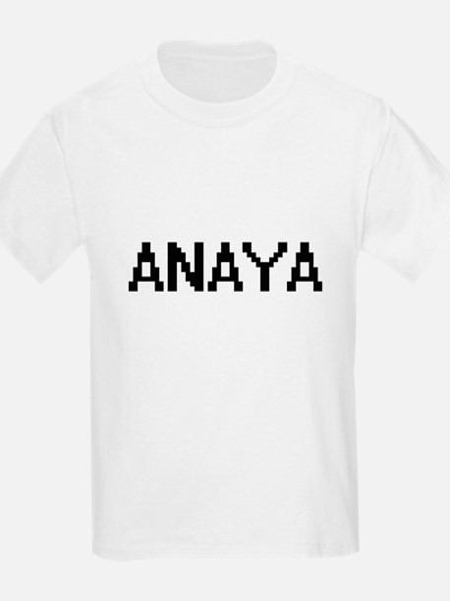 Anaya Digital Name T-Shirt