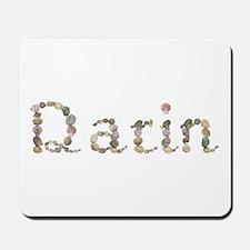 Darin Seashells Mousepad