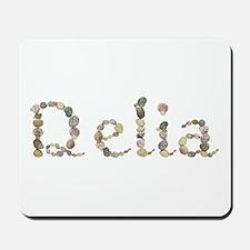 Delia Seashells Mousepad