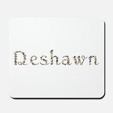 Deshawn Seashells Mousepad