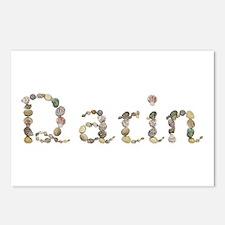 Darin Seashells Postcards 8 Pack