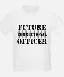 Future Correctional Officer T-Shirt
