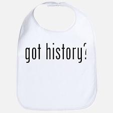 got history? Bib
