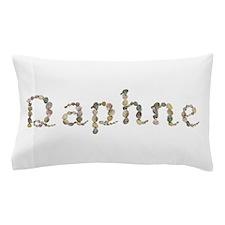 Daphne Seashells Pillow Case