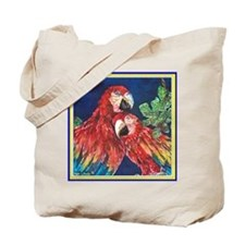 Parrots<br> Tote Bag