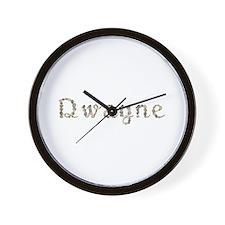 Dwayne Seashells Wall Clock