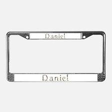 Daniel Seashells License Plate Frame