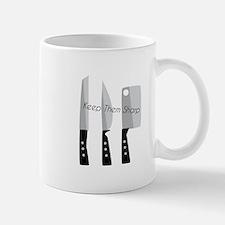 Keep Them Sharp Mugs