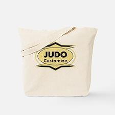 Judo Star stylized Tote Bag
