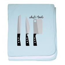 Chefs Tools baby blanket