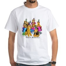 Airedale Party Animals Shirt