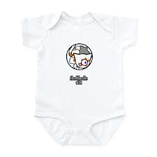 Fluffballs Cat Infant Bodysuit