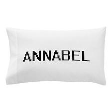 Annabel Digital Name Pillow Case