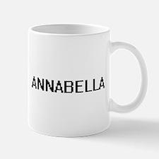 Annabella Digital Name Mugs