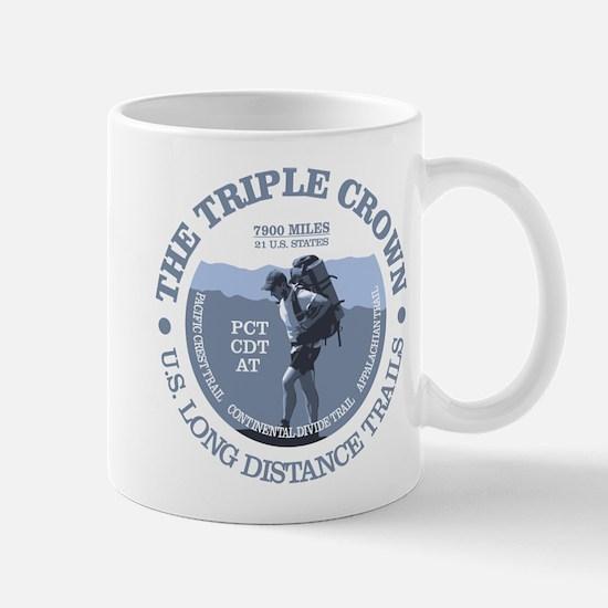 Triple Crown Mugs