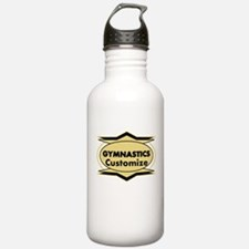 Gymnastics Star styliz Water Bottle