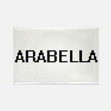 Arabella Digital Name Magnets