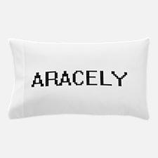 Aracely Digital Name Pillow Case