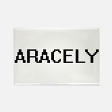 Aracely Digital Name Magnets