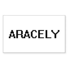 Aracely Digital Name Decal