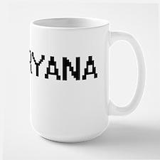 Aryana Digital Name Mugs