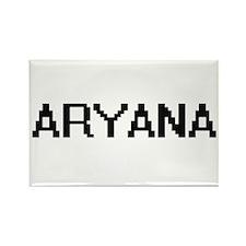 Aryana Digital Name Magnets