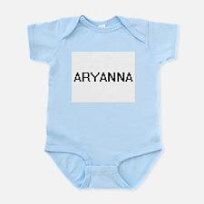 Aryanna Digital Name Body Suit